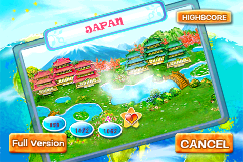 Screenshot Betty's Resort – Japan Lite